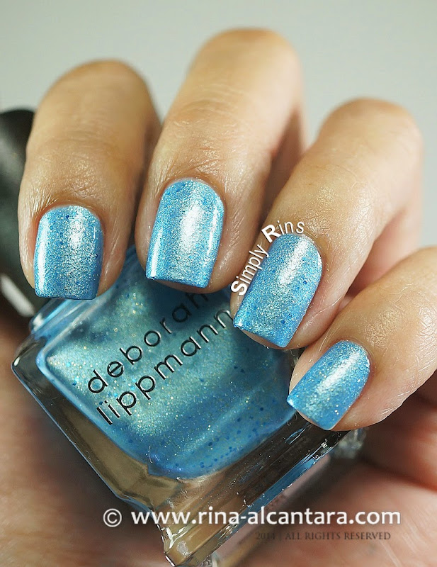 Deborah Lippmann: Mermaid's Eyes