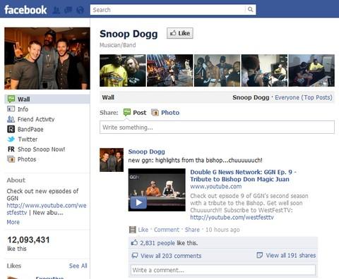 現在,未Like一個Facebook Page,都可在其上留言及貼文了