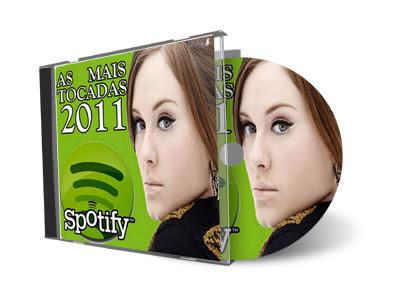 Spotify: As Mais Tocadas de 2011