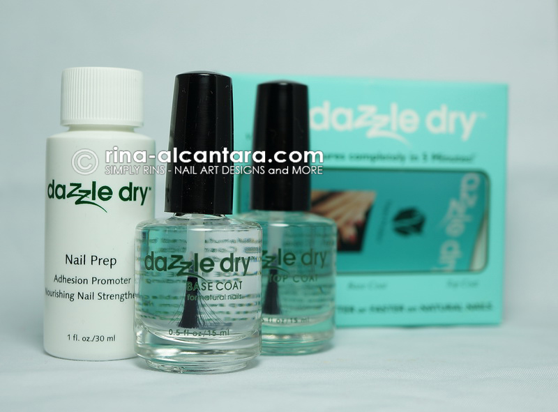 Dazzle Dry Nail Lacquer