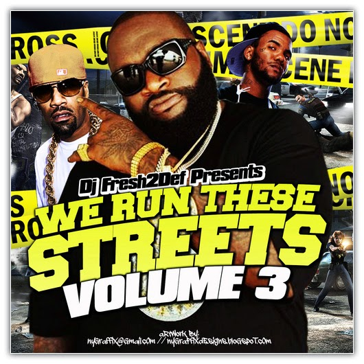 run streets volume va hop hip mixtape