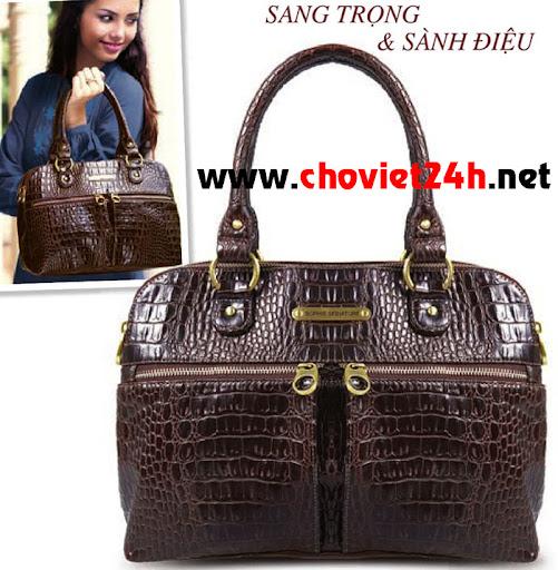 Túi xách thời trang cao cấp Sophie Emeraude - DMCRS2