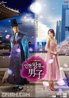 Người Đàn Ông Của Hoàng Hậu In Hyun - Queen Inhyun's Man (2012) Poster