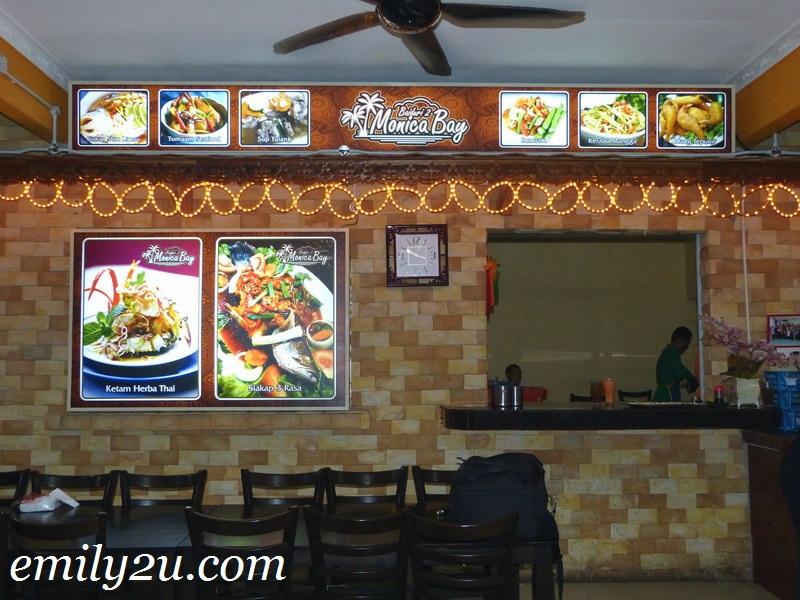 Restoran Baiduri 2, Monica Bay