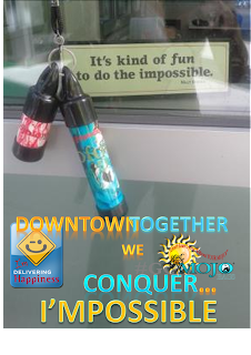 gomoJO DOWNTOWN TOGETHER I'MPOSSIBLE
