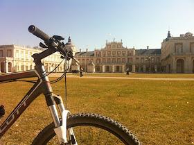 Ruta MTB de Madrid a Aranjuez, sábado 20 de septiembre de 2014 ¿Te apuntas?