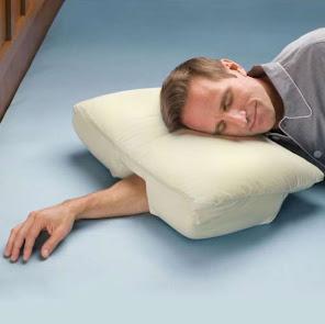 almohada para abrazar
