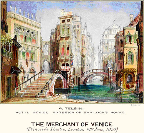 Esencial o menos the merchant of venice for El mercader de venecia
