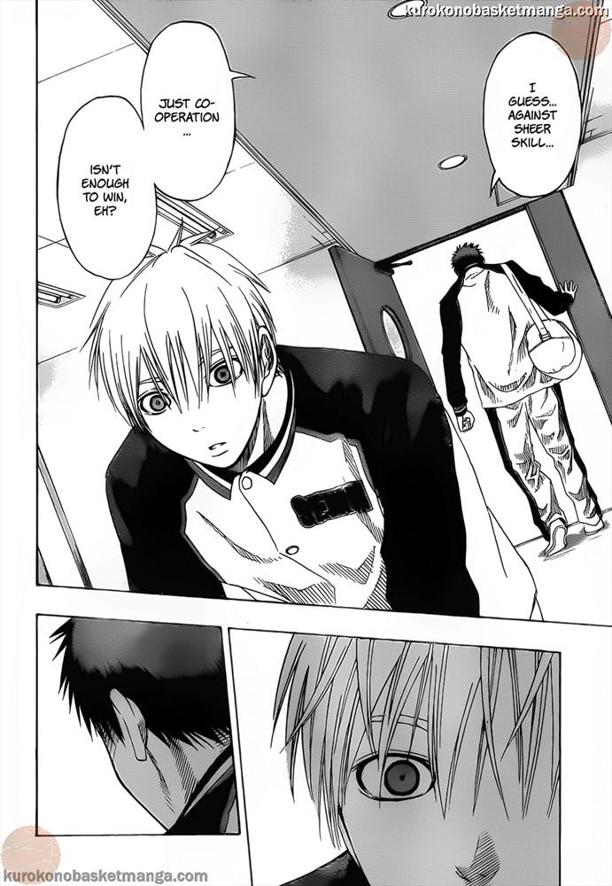 Kuroko no Basket Manga Chapter 51 - Image 10