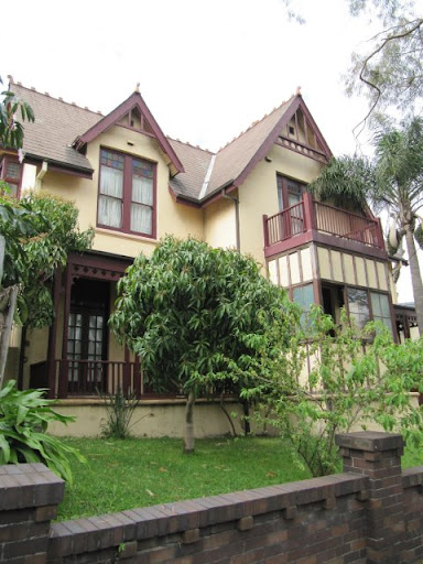 Heritage listed Venice, 66 Frenchmans Road Randwick, corner of Searle Avenue