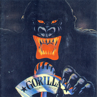 Creative Rock ~ 1972 ~ Gorilla