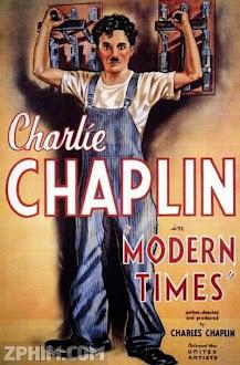 Thời Đại Tân Kỳ - Modern Times (1936) Poster