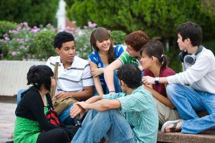 Christian teen social network