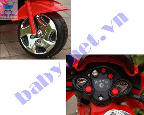 Xe moto điện cho bé 1389