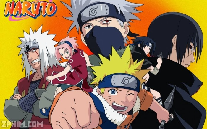 Ảnh trong phim Naruto Phần 1 - Naruto 1