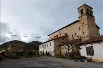 Iglesia Parroquial de San Bartolomé, Domaikia