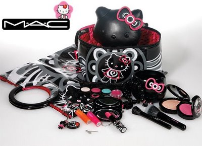 Productos de MAC, edición especial Hello Kitty