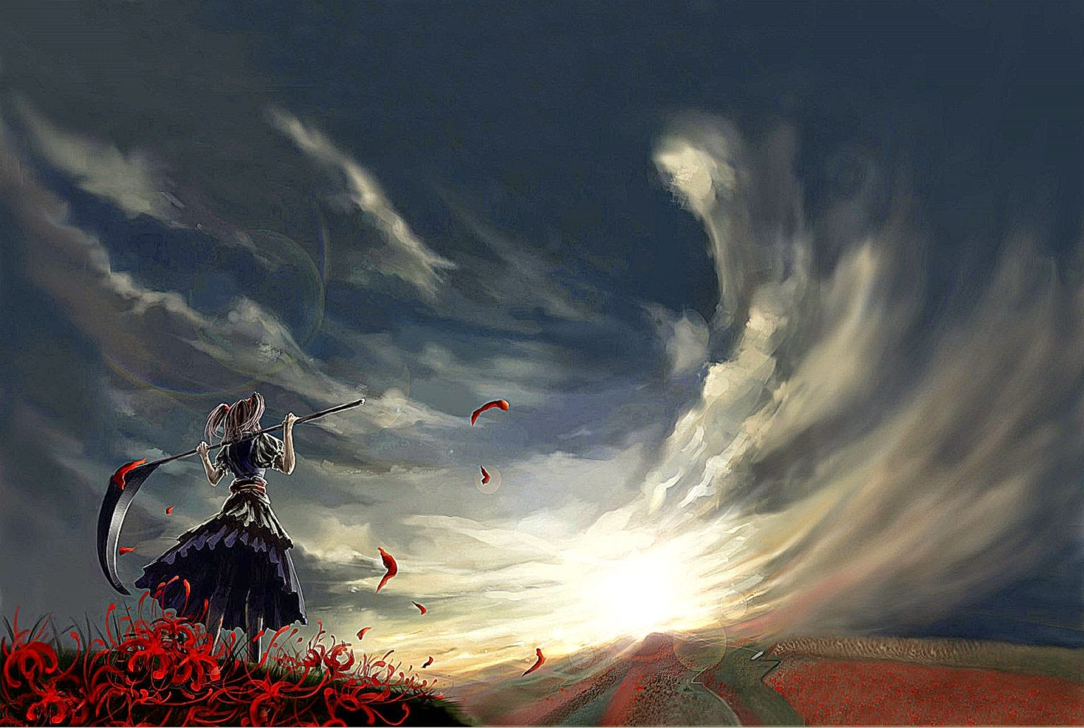 100 Amazing AnimeManga Digital Art   Anime wallpaperCoolvibe