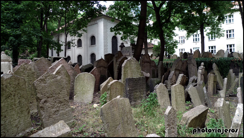 Barrio Judío de Praga