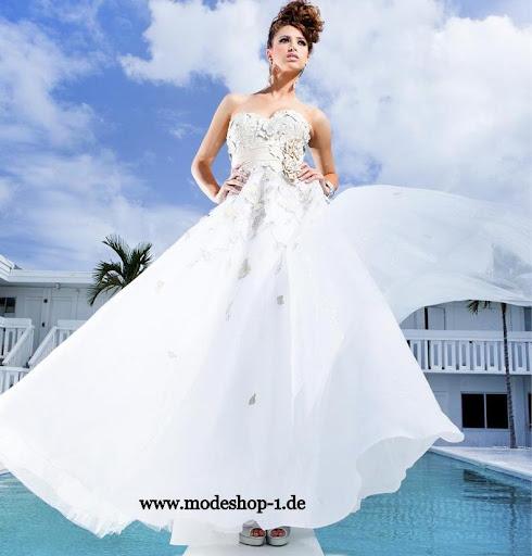Braut mode brautkleid korsika