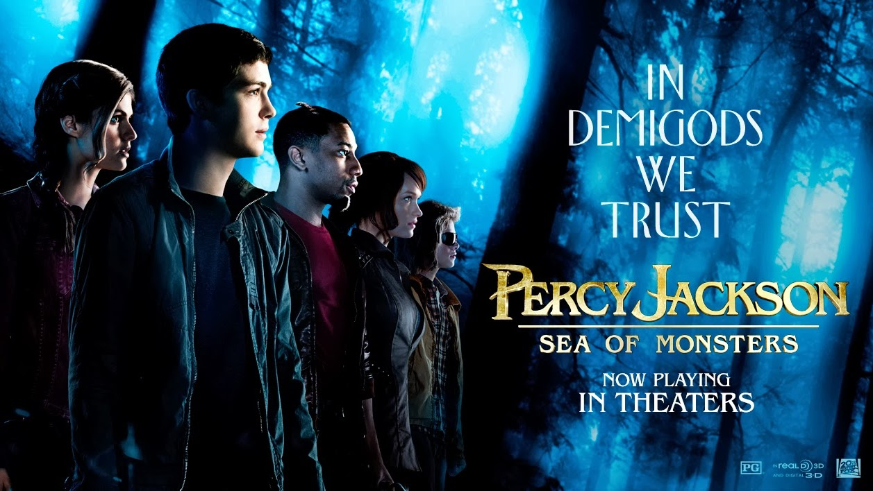 Percy Jackson Sea Of Monsters 2013 Movie Review Conga10fury Livejournal