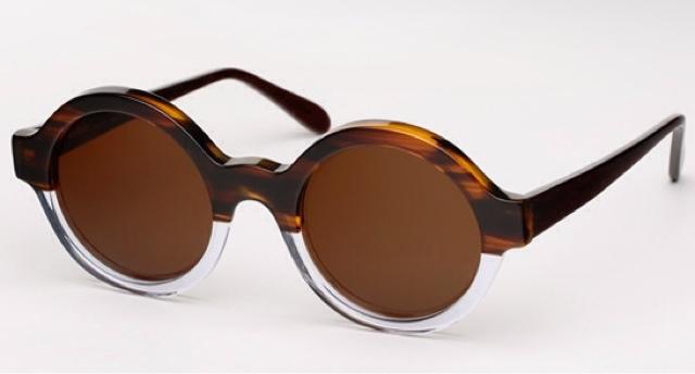 cb7b445531c4f Rihanna wore sunglasses from New York-based brand