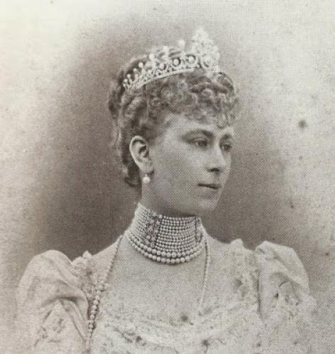 Tiara Thursday Some Ladies Of England