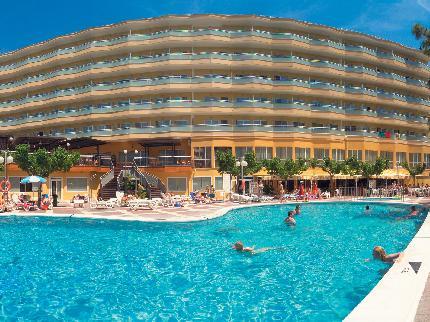 Calypso hotel in Spanje