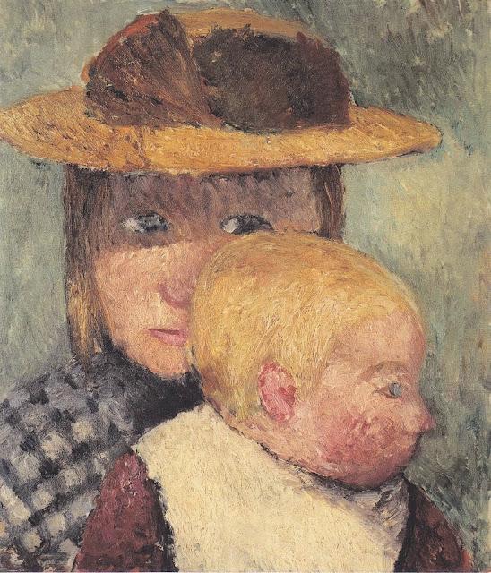 Paula Modersohn-Becker - Sonnige Kinder - ca1903