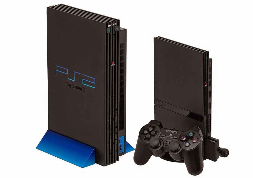 PS2-Versions.