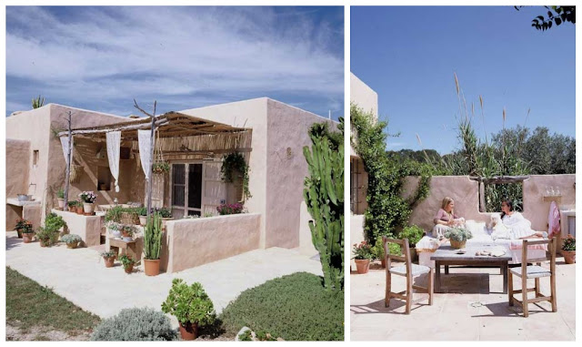 Casa Cristina, en Formentera