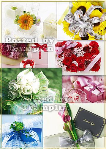 Клипарт – Подарки к праздникам