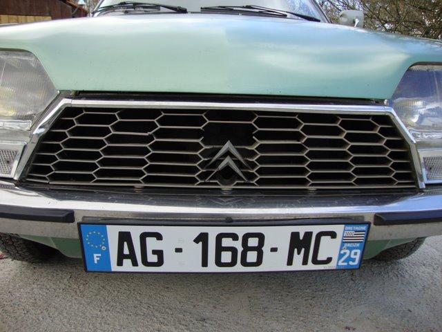 La ptite dernière ! - Citroën GS 1220 Club 1974 DSC00013