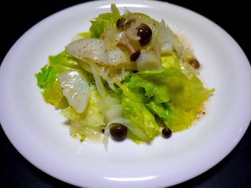 讃岐天ぷら,讃岐天ぷら サラダ