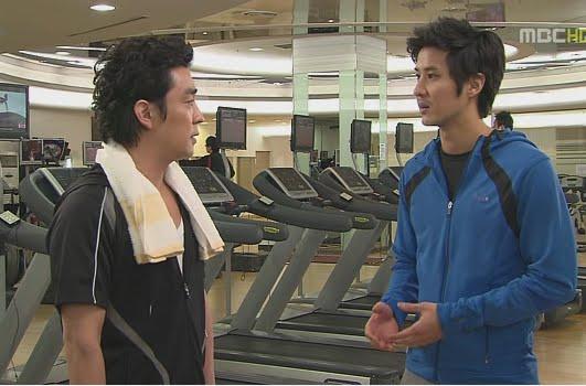 Ryu Seung Ryong, Kim Ji Suk