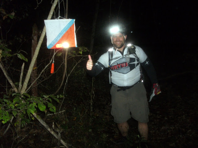 Checkpoint 1 at Berryman Adventure Race