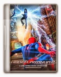 O Espetacular Homem-Aranha 2: A Ameaça de Electro – BRRip AVI + RMVB Legendado