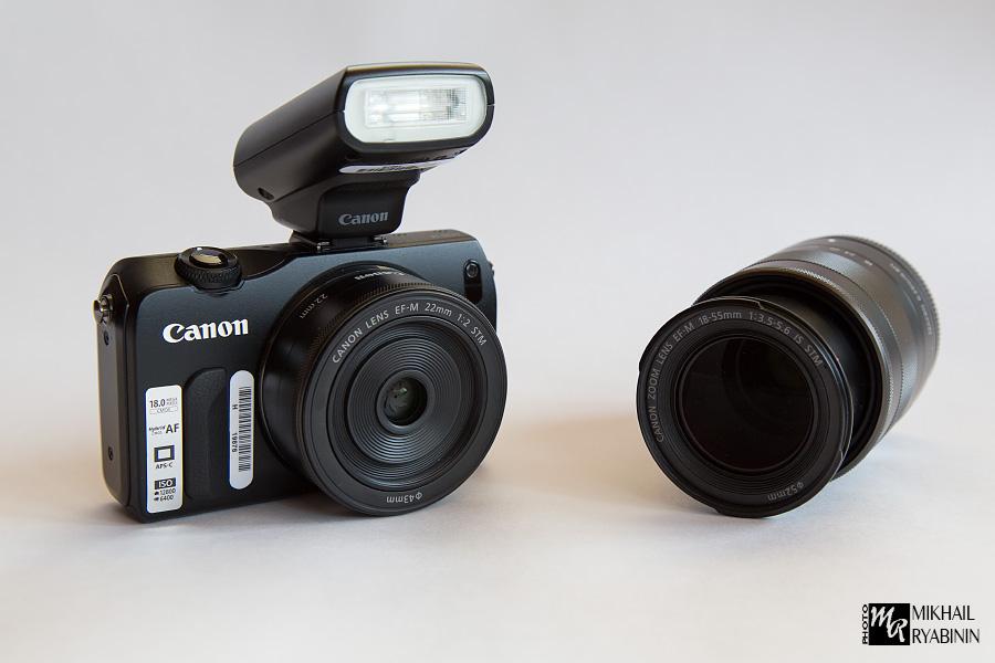 Canon EOS M kit