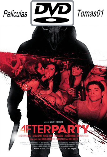 Afterparty (2013) DVDRip