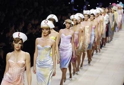 Paris Haute Couture Review Spring Summer 2011 With Many Of The World's Most Beautiful Models From The World's Most Prestigious Modeling Agencies