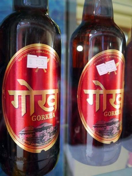 達人帶路-環遊世界-尼泊爾-gorkha啤酒