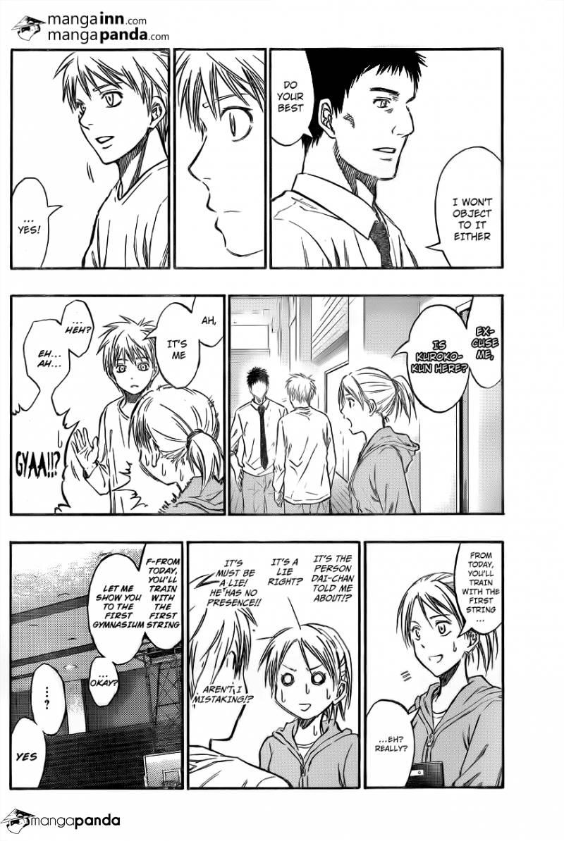 Kuroko no Basket Manga Chapter 207 - Image 10