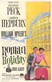 Kỳ Hè La Mã - Roman Holiday - 1953