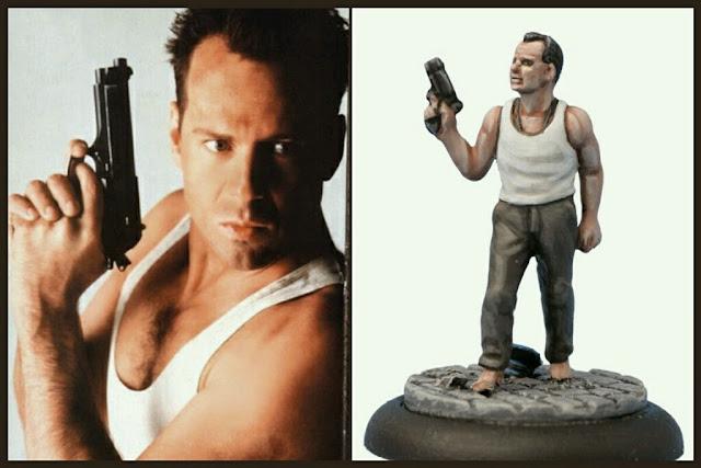 John McClane Rogueminiatures