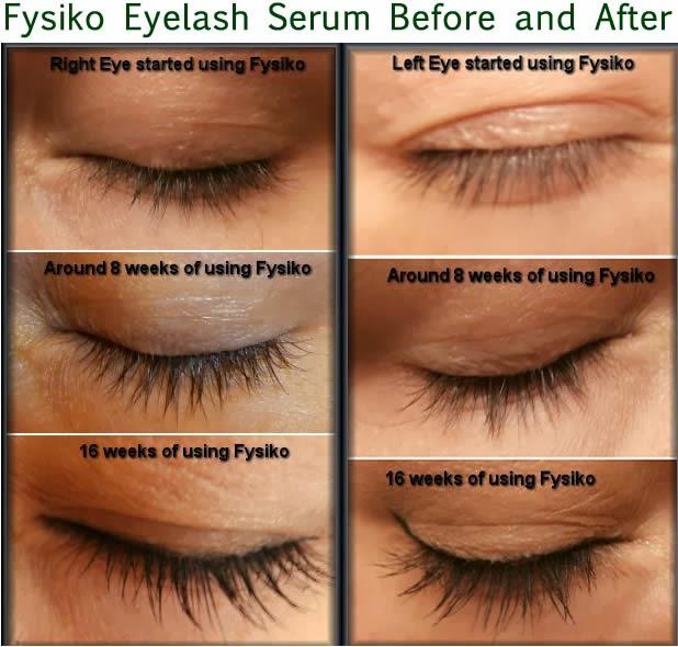 Fysiko Eyelash Growth Serum Google