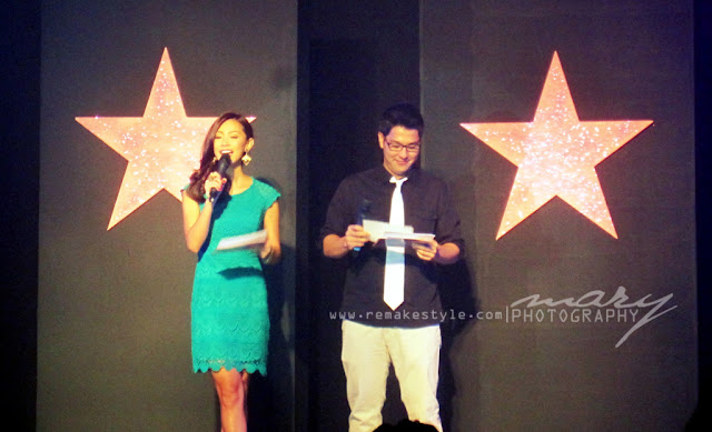 Candy Style Awards 2012 - Rockwell Tent, Makati City - May 4, 2012 - Host of Candy Style Awards