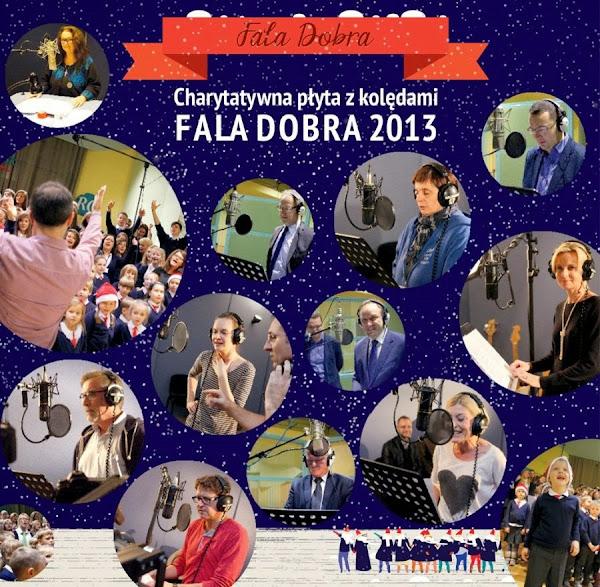 Wykonawcy płyty Fala Dobra fot. faladobra.pl