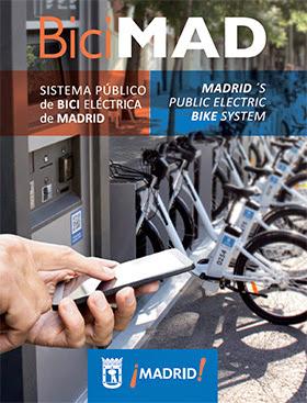 Inaugurado BiciMAD, el sistema de bicicleta pública eléctrica de Madrid