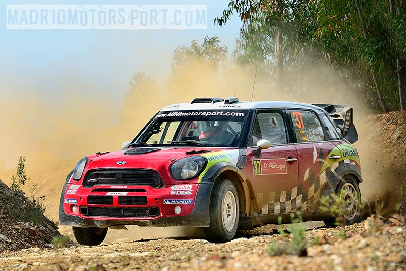 WRC Portugal 2012 Dani-Sordo-y-Carlos-del-Barrio_Mini-John-Cooper-Works-WRC_2