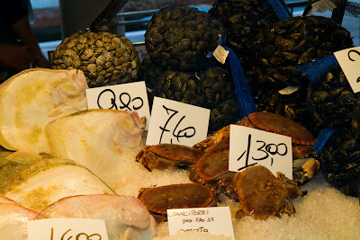 Produce at the markets - Venice, Italy